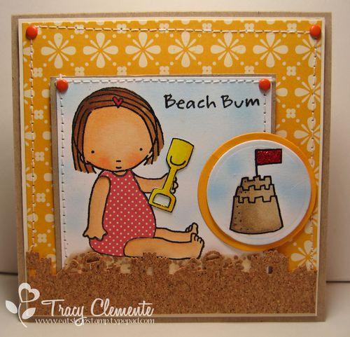Beach bum_TRACY