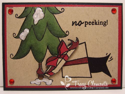 No peeking ATC