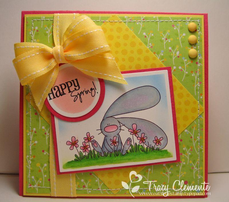 Happy spring_TRACY