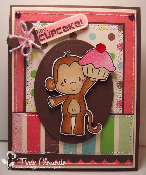 Cupcake monkey_TRACY