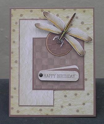 Annabelle Manly Card