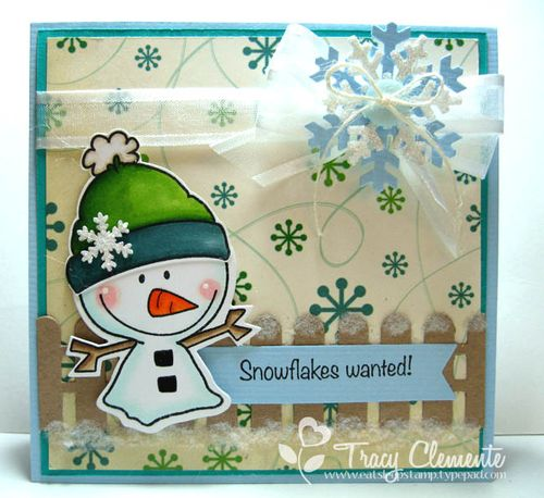 Snowmeople-TRACY
