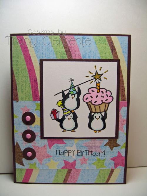 Penguin b-day